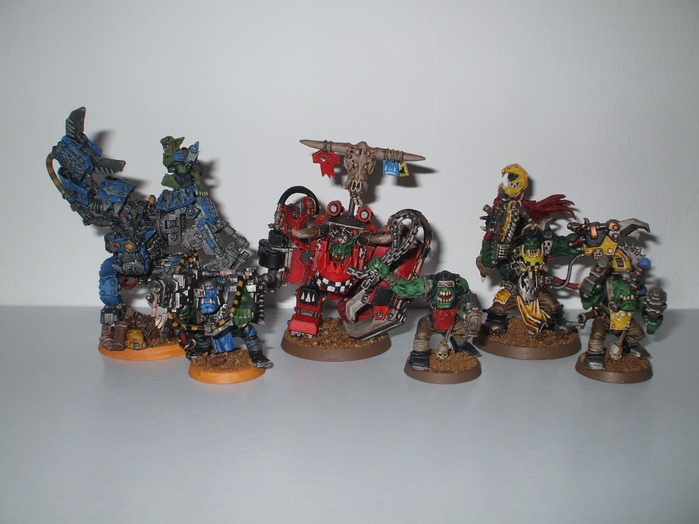 Ork Warbosses
