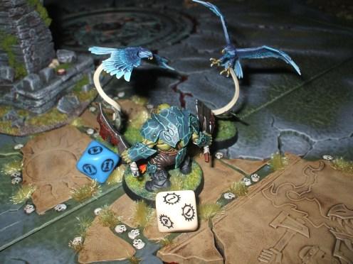 Game 2 - Grudthak Birdchewer earns his moniker