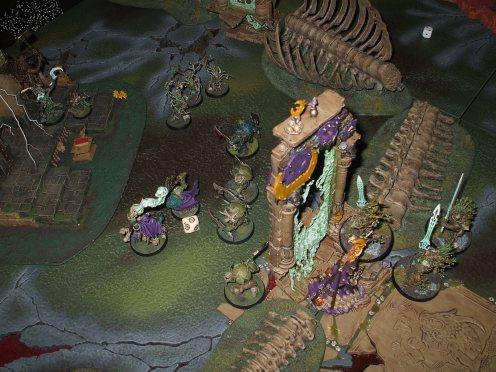 Game 6 - the Ironjawz make it through the gate...
