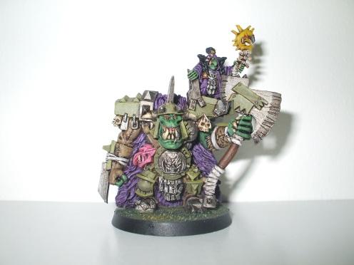 Grumlok - front