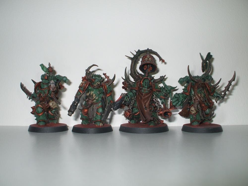 Plague Marines & Noxious