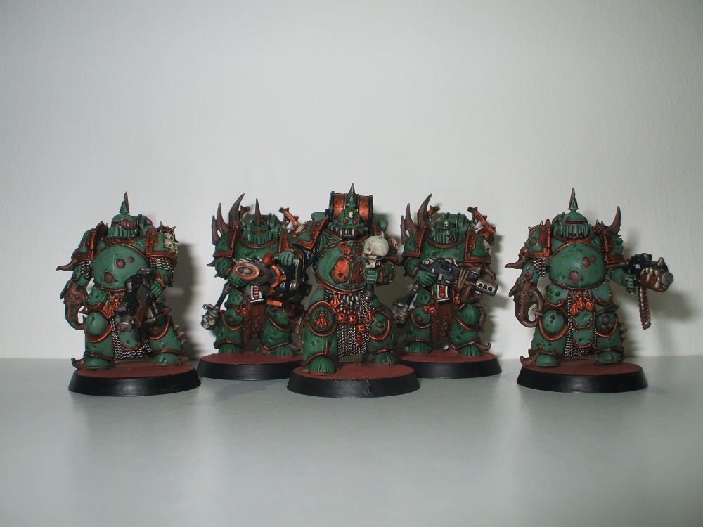 Plague Marines & Foul