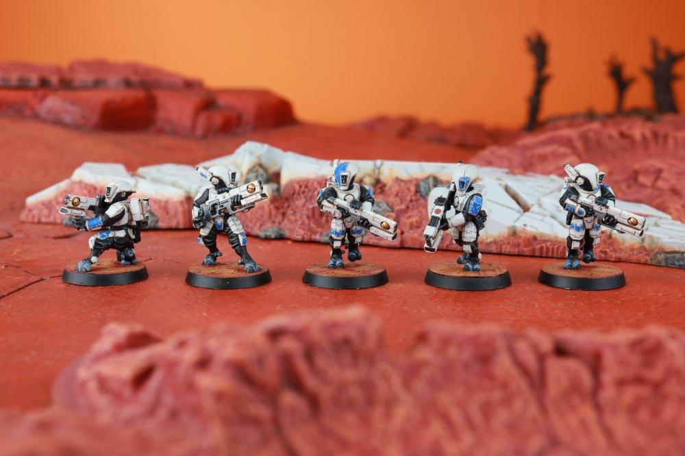 Blue Team 1
