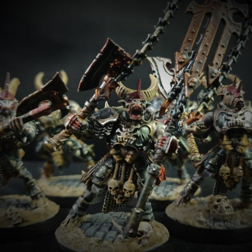 Beasts of Chaos - Bestigors 1.2